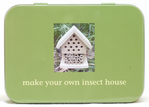 New Apples To Pears Make Your Own Insect House Kit In A