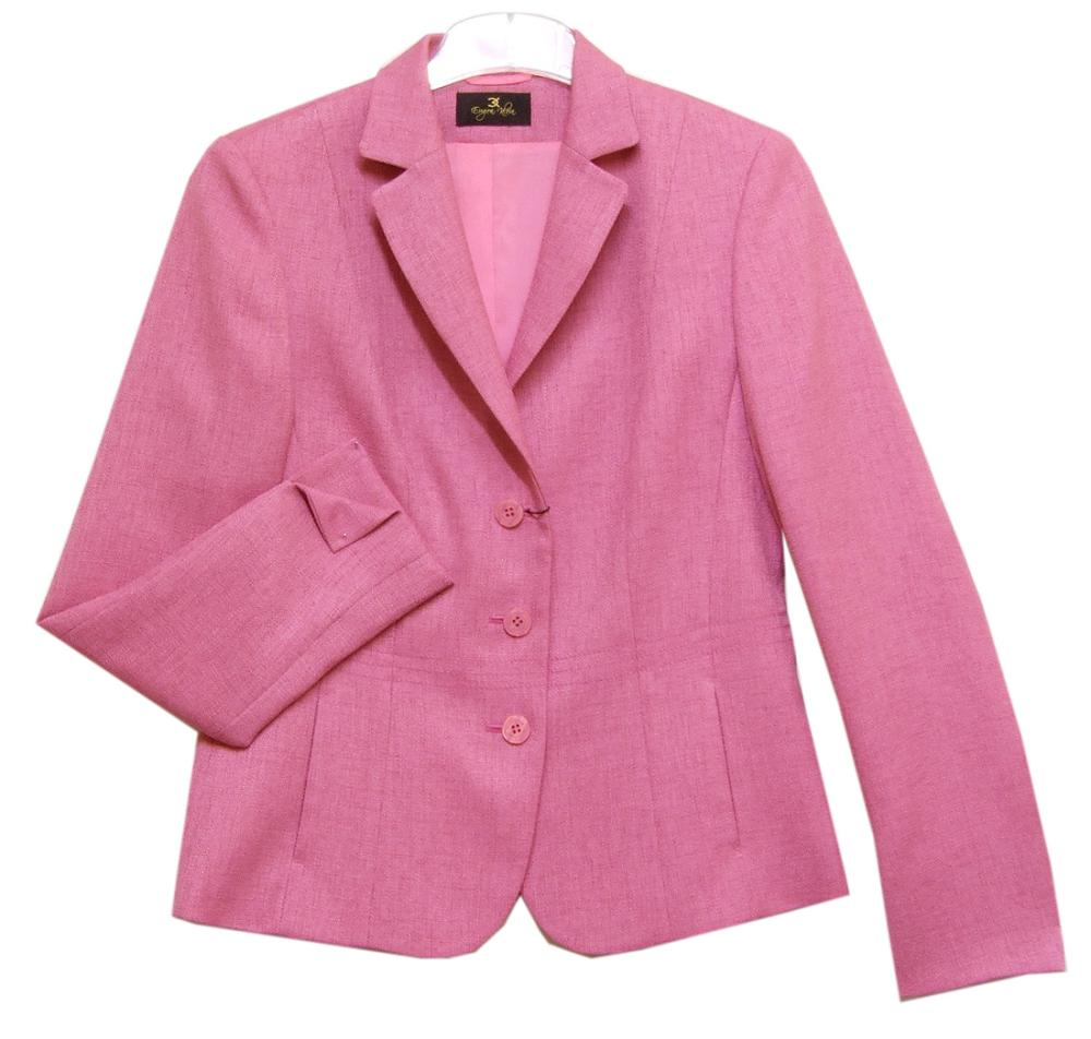 New Eugen Klein Pink Tailored Jacket 2407 Was £175   eBay