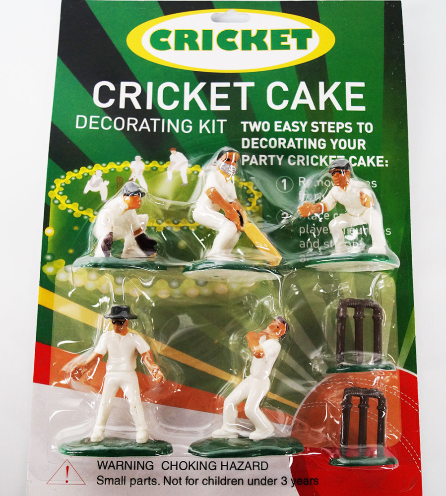 Cake Decorating Kit Matchbox : Cricket Cake Decorating Kit - Cricket eBay
