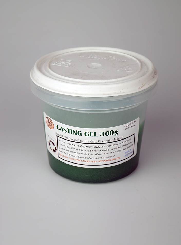Cake Art Food Grade Casting Gel Uk : Food grade Casting Gel by Cake Art eBay