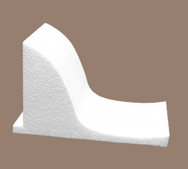 Styrofoam High Heel Shoe Former Foam Cake Dummy Ebay