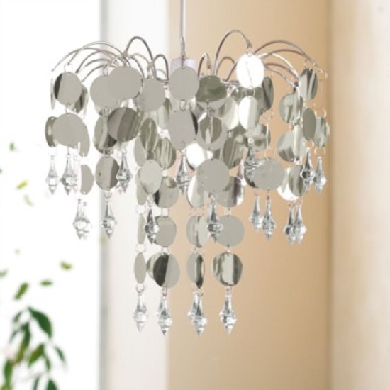 Chandelier Light Fitting Pendant CHIC Lamp Shade Ceiling