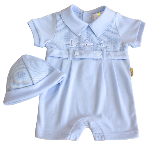 how to make a baby romper suit