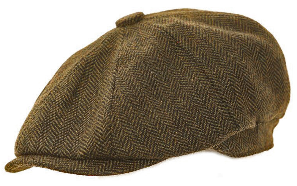 Baker Boy Hat Flat Cap Country Mens Newsboy Ladies