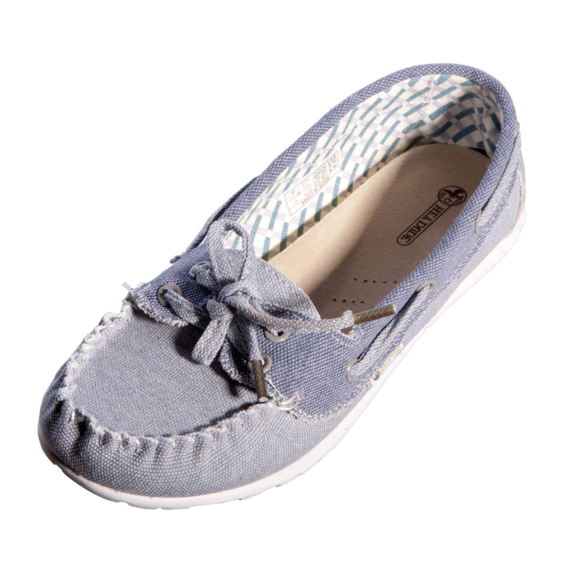 hey dude shoes womens canvas extralight slip on