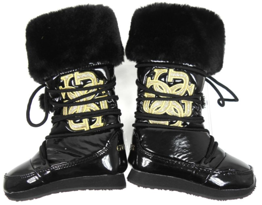 Infant Designer Snow Boots | Planetary Skin Institute