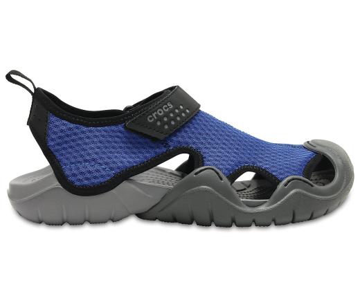 Crocs-Para-Hombre-Swiftwater-Sandalia-ligero-comodo