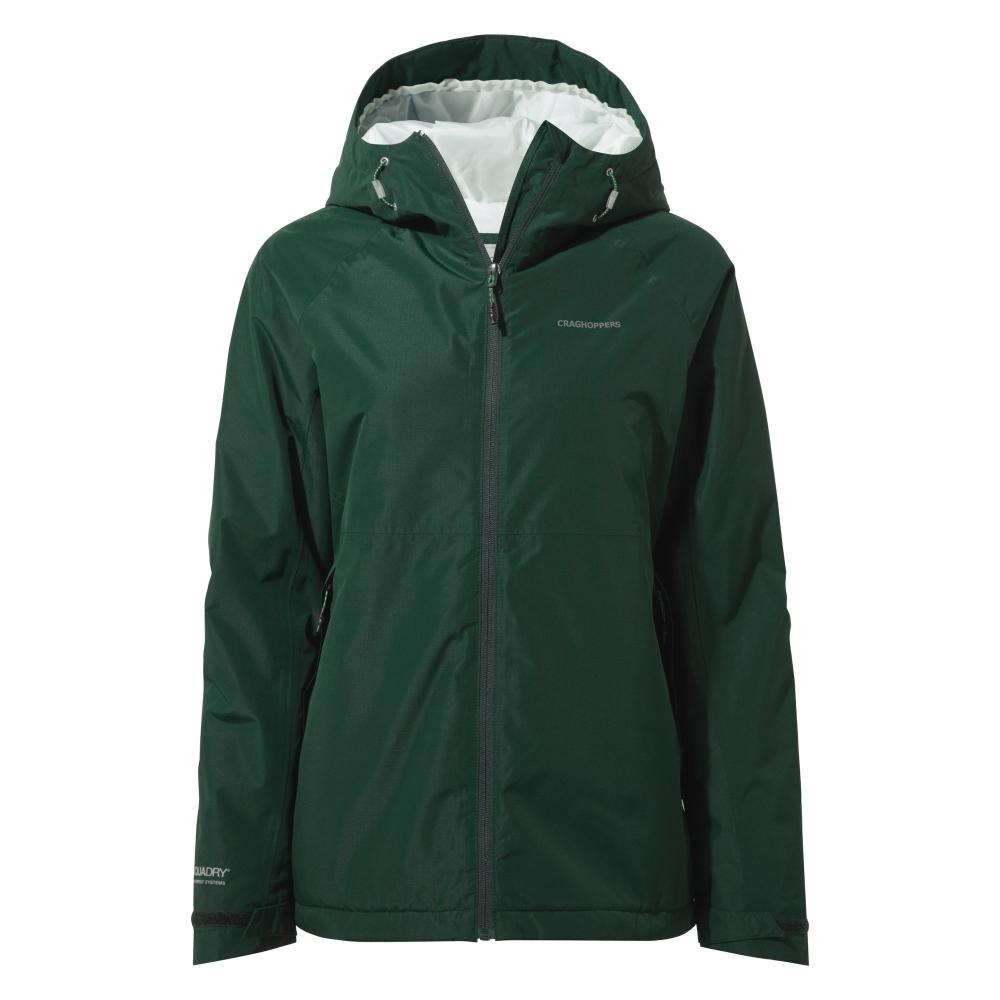 Craghoppers-Womens-Aurora-Waterproof-Insulated-jacket-RRP-90 Indexbild 2