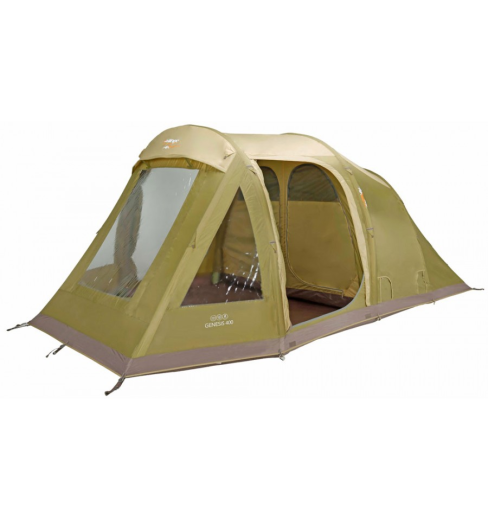 Vango Airbeam Genesis 400 Tent Iguana 2014 Model Rrp 163 500 00