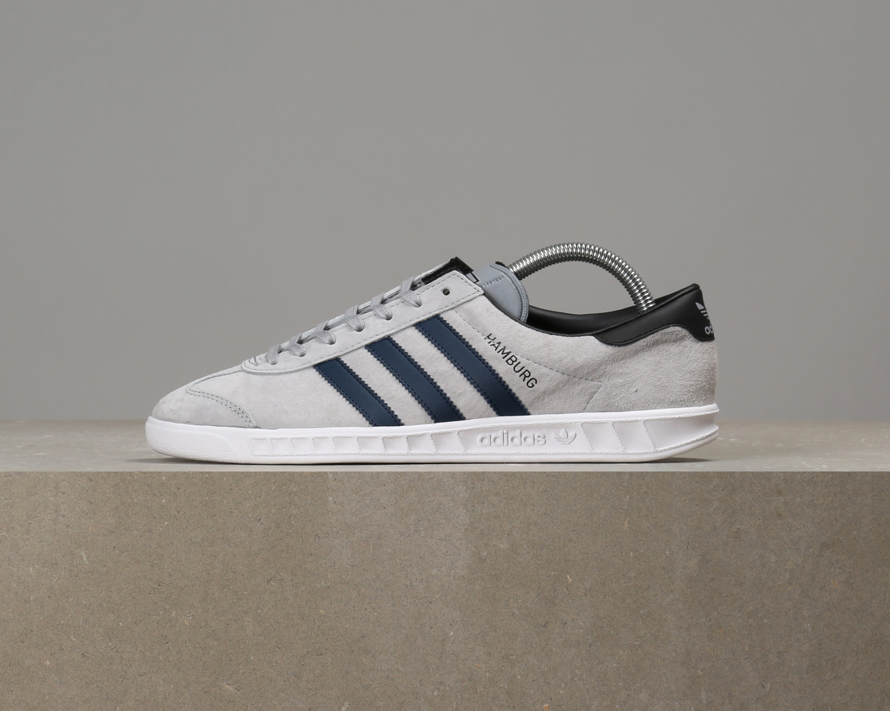adidas hamburgs grey