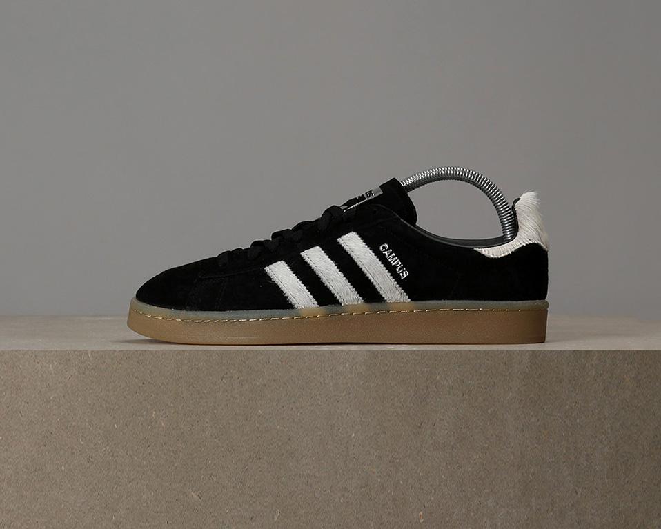 X Adidas Campus - Core Negro / / / Vintage Blanco 135c10