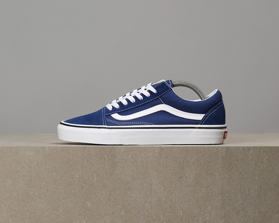 Vans Old Skool SneakerEstate Blu/Vero Bianco