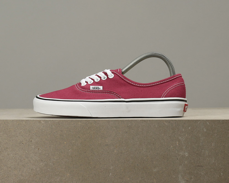 Vans Damenschuhe Authentic Colour Theory - Dry Rose / True WEISS