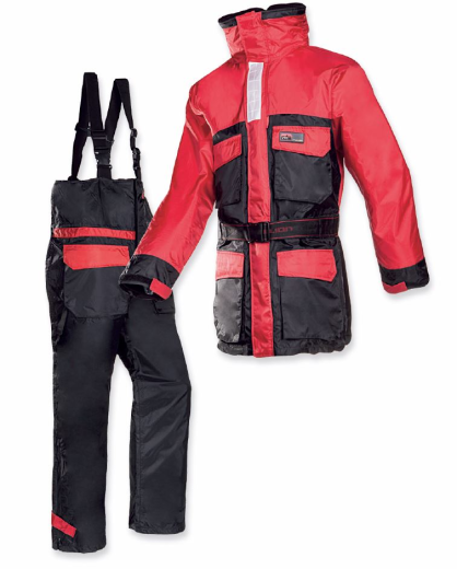 Mullion 1MI8 North Sea II Flotation -  2 Piece Flotation II Suit 7f62d1