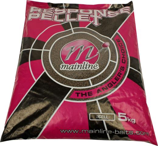 Mainline Dedicated Response Carp Pellet 5mm 5kg