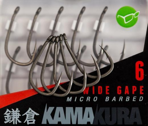 Korda-Kamakura-Large-Bec-Crochets miniature 2