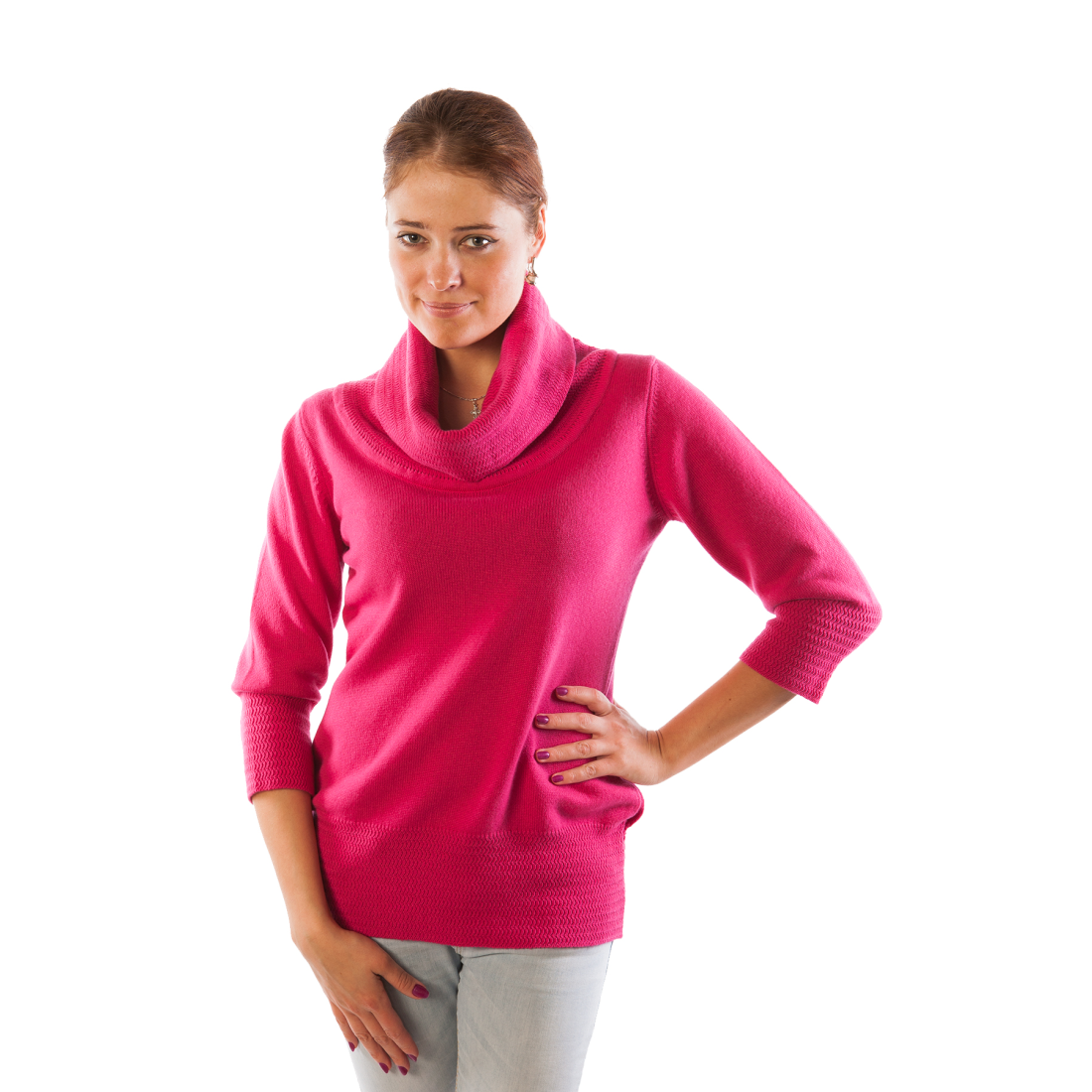 Stay cozy in stylish women's sweaters. Expand your wardrobe with women's sweaters for any occasion. Choose from a wide variety of colors, patterns and quality materials.