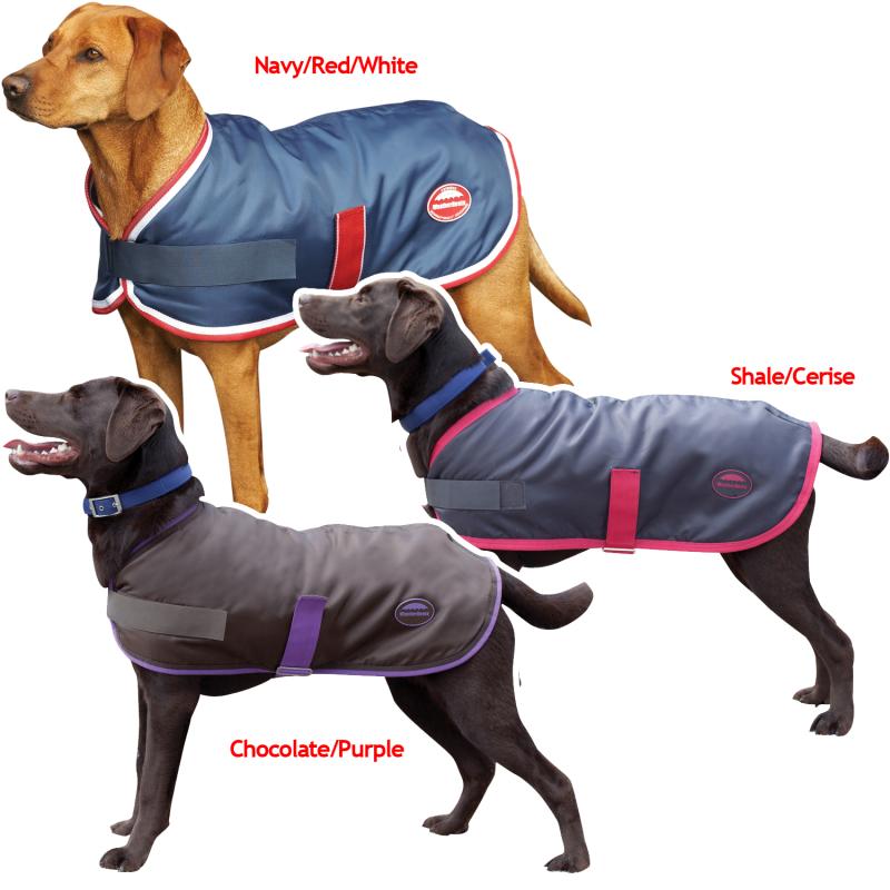 Dog On The Rug: Weatherbeeta Windbreaker With Fleece Lining 420D Dog Rug