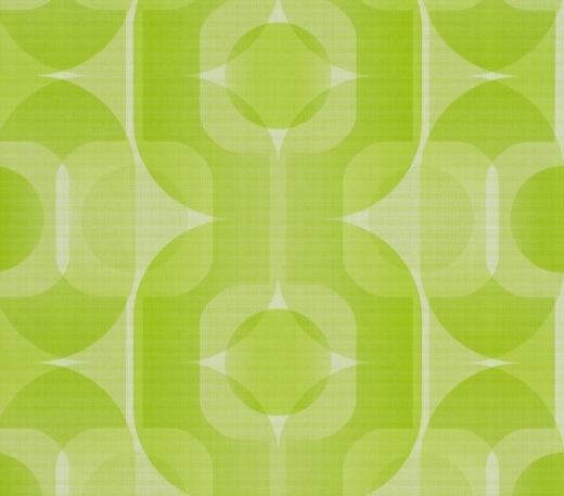 95528 2 seventies retro geometric lime vintage wallpaper for Lime green wallpaper for walls