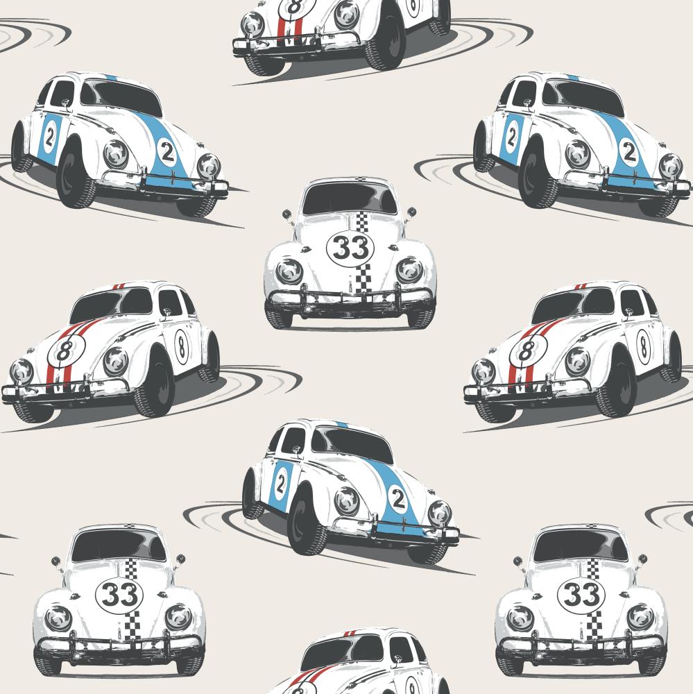 VW Beetle Love BUG Herbie 601511 Wallpaper eBay