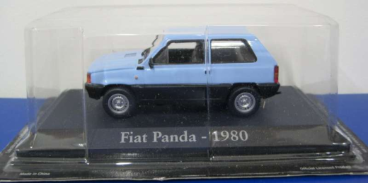 altalya fa13 fiat panda european car light blue 1 43 scale