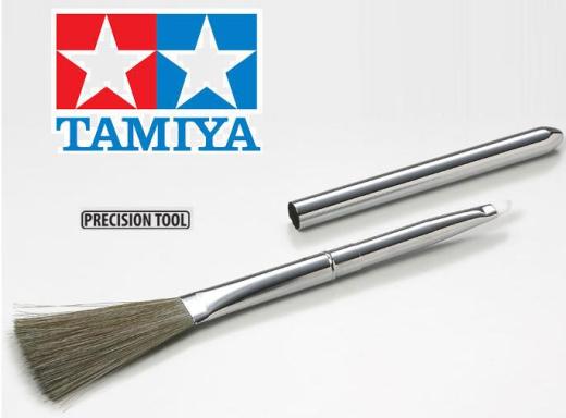 Tamiya 74078 1500 anti statique mod le brosse de nettoyage for Enlever l electricite statique
