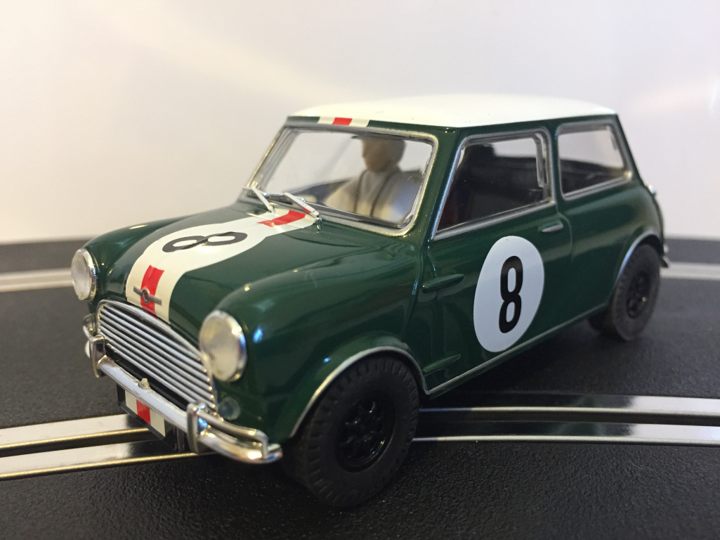 scalextric c3586a 1964 atcc mini cooper limited edition. Black Bedroom Furniture Sets. Home Design Ideas