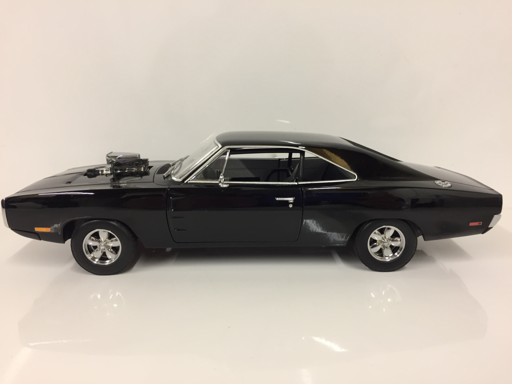 fast and furious doms 1970 dodge charger 1 18 scale greenlight 19027 812982024451 ebay. Black Bedroom Furniture Sets. Home Design Ideas