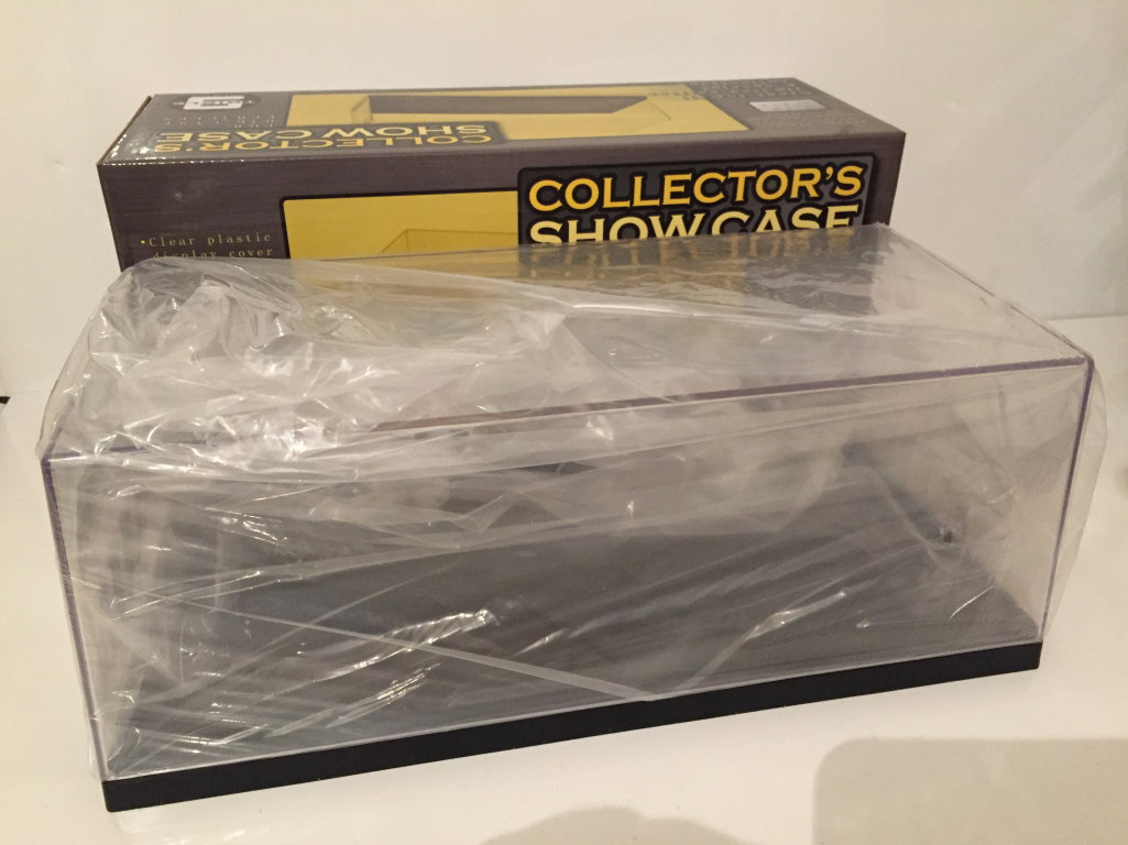 Die-Cast-Model-Collectors-Display-Case-New-1-18-Scale-Stackable-NEW thumbnail 2