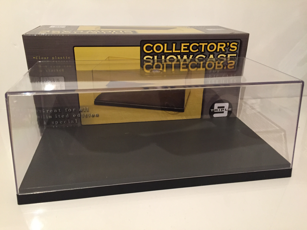 Die-Cast-Model-Collectors-Display-Case-New-1-18-Scale-Stackable-NEW thumbnail 3