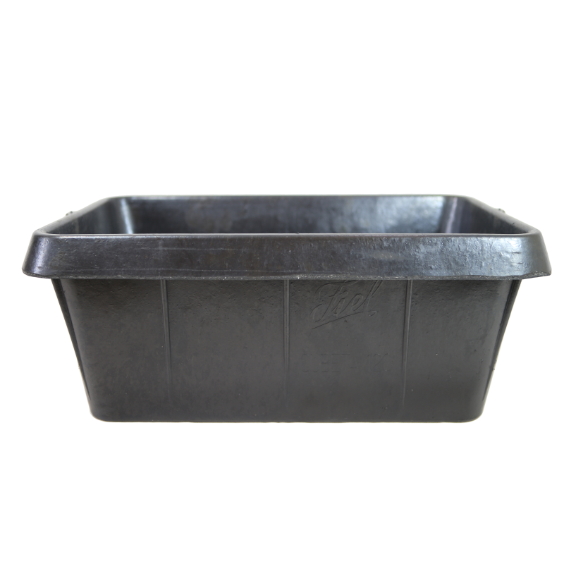 Rubber Feed Trough: Kanguro Rubber Tray Trough 30L/7.9gal