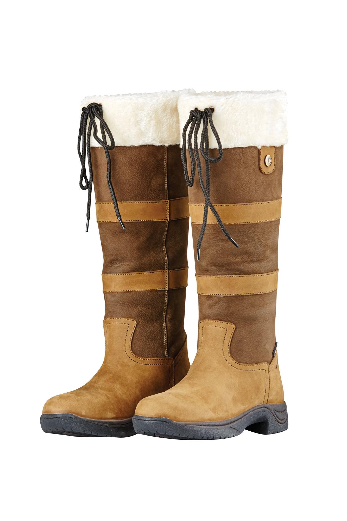 Dublin Eskimo Eskimo Dublin II Damenschuhe Waterproof Stiefel - Dark Braun 36d40b