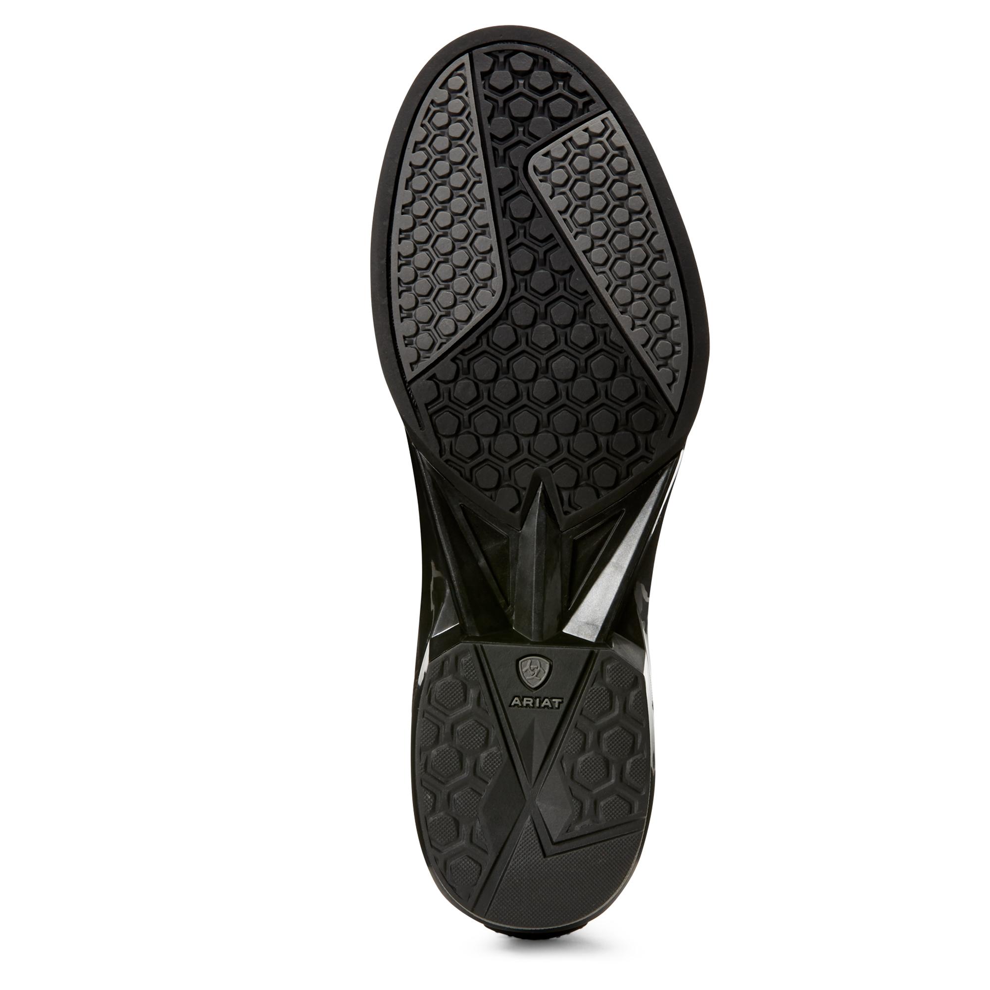 Ariat Devon Nitro Womens Zip Paddock Boots Waxed Chocolate