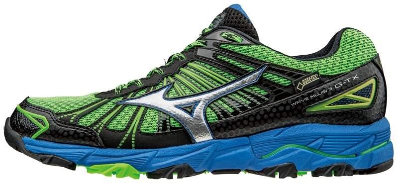 Mizuno Hombre Wave Mujin Zapatos 3 G-TX Trail Running Zapatos Mujin 02c392