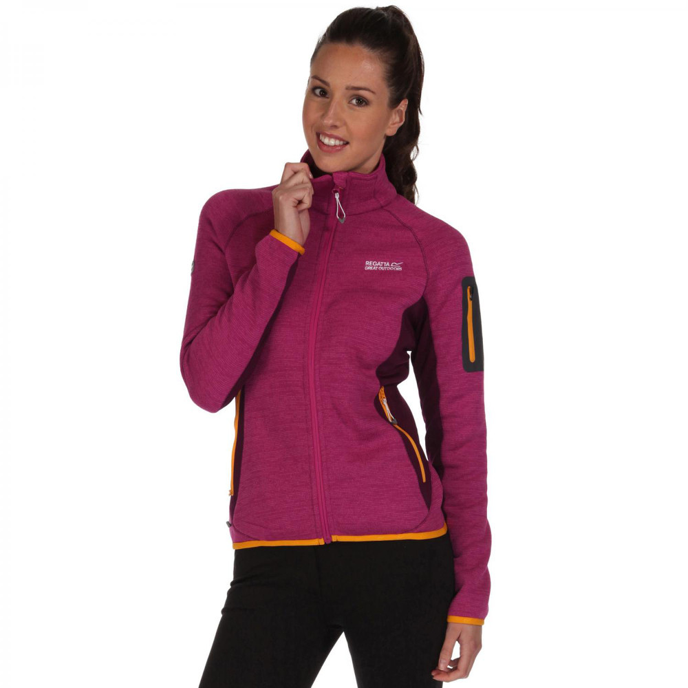 Regatta-Womens-Laney-II-FZ-Fleece