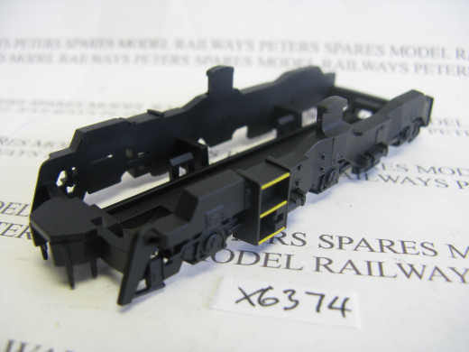 how to fix broken bogies on a model train