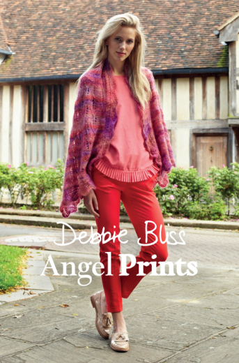 Knitting Patterns Debbie Bliss Angel : Angel Prints Mohair & Silk by Debbie Bliss Knitting ...
