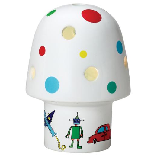 White Boys Toys : White rabbit funky boys toy nightlight ebay
