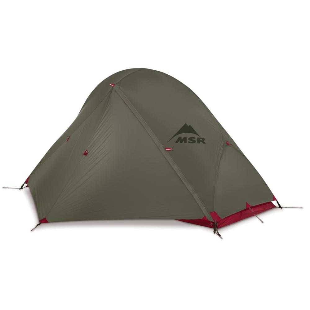 MSR Access Access MSR 1 Ultralight 4 Season Solo Tent: Orange 563a6a