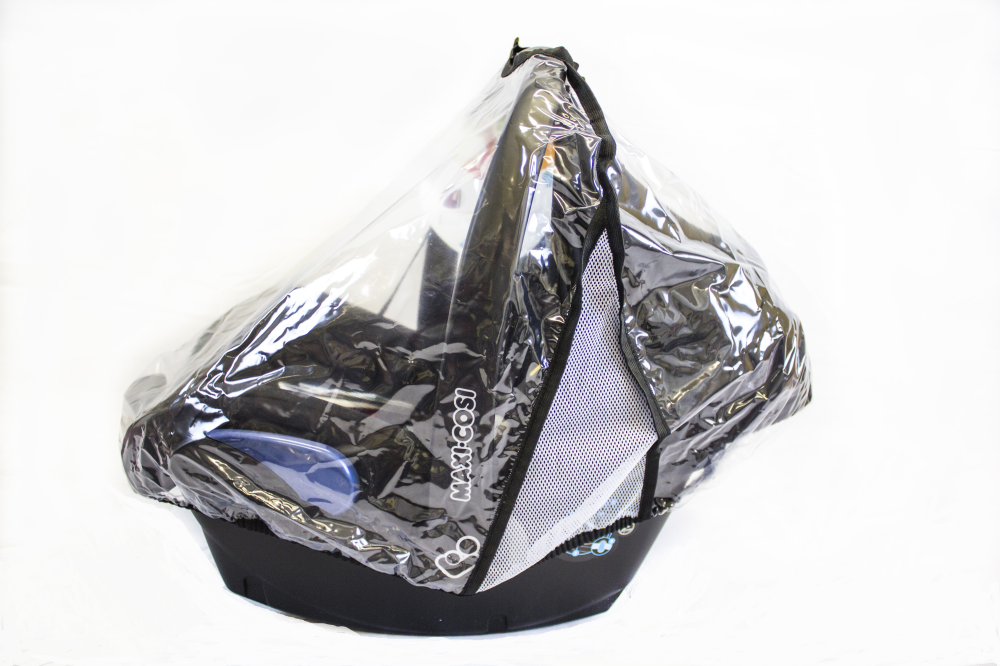 universal car seat rain cover fit maxi cosi and most carseat raincover ebay. Black Bedroom Furniture Sets. Home Design Ideas