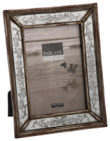 Parlane large Mirror etched Photo Frame