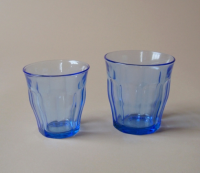 Duralex Picardie Glass Tumbler Marine Blue 31Cl from Grand Illusions
