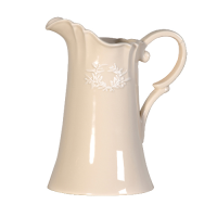 Ceramic cream jug from Biggie Best