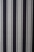 Paris Noir Ticking Fabric