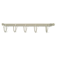 Garden Trading Large Hook Rail - Clay