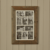 Natural Wood Multiframe