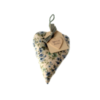 East of India Chintz Fabric Heart - Special Teacher