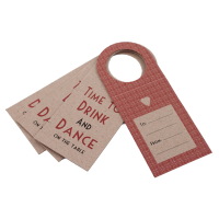 East of India Wine Tags-Time To Drink