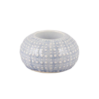 Broste Ceramic Urchin T-Light Holder - Small