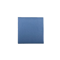Broste Plain Coloured Napkin Nordic Blue